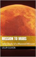 Manned Mission to Mars Book